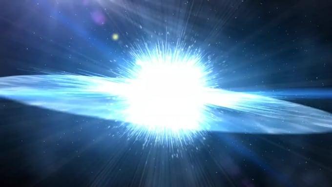 Big bang explosion hd