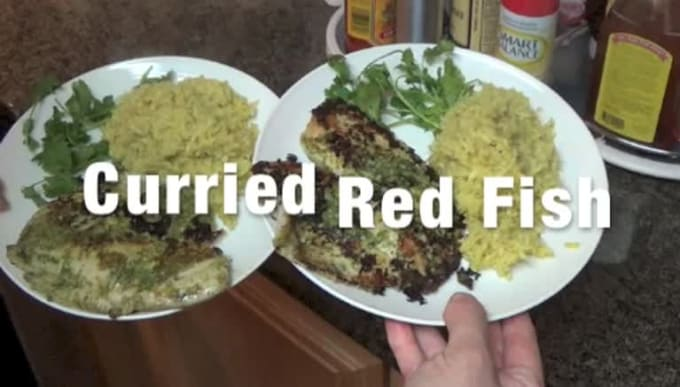 curried red fish_standard resolution version