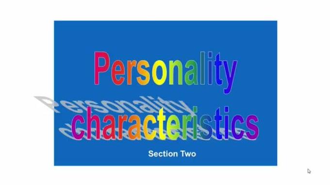 Personalities11