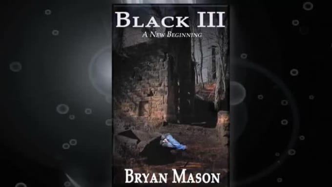 black III book trailer