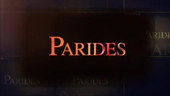 2015 Collection Parides Dresses HD