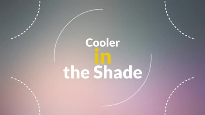 coolerintheshade
