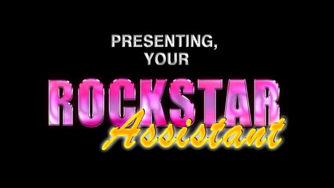 Rockstar Assistant