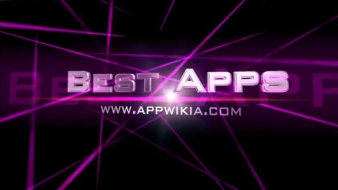 Cinema Intro - Best Apps - Purple