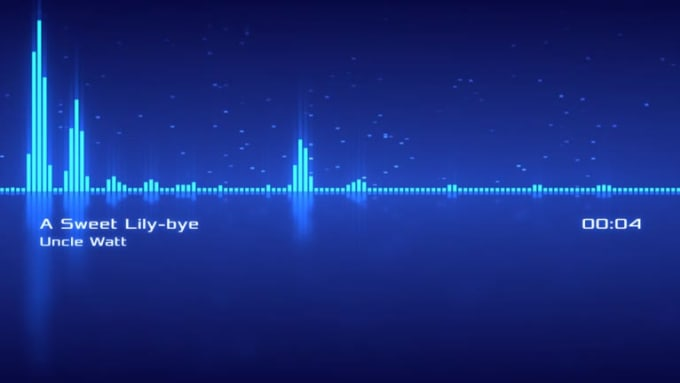 A_sweet_Lilybye062715_MusicVisualization_Preview