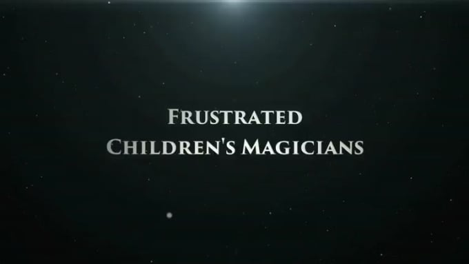 Paul - Magical Video Intro