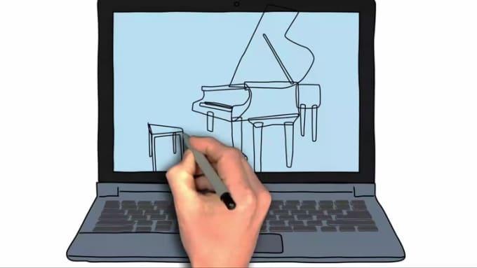 DJworksmusic video