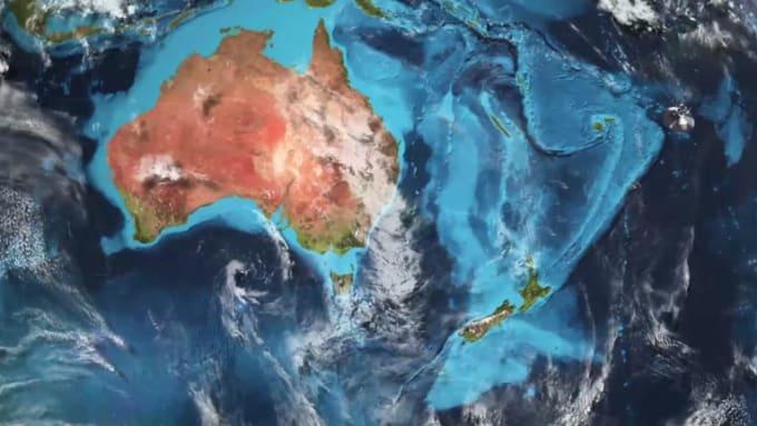 Sydney Opera House_earth zoom in
