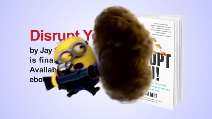 disrupt-you-mv