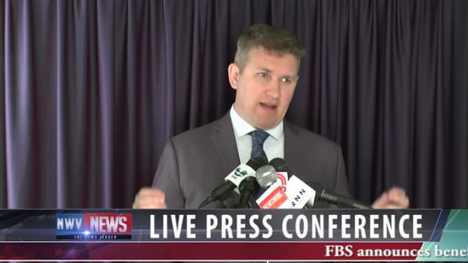 fbstrader dot com press conference video
