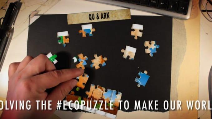 QU&ARKpuzzle