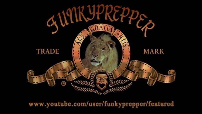 funkyprepper video intro