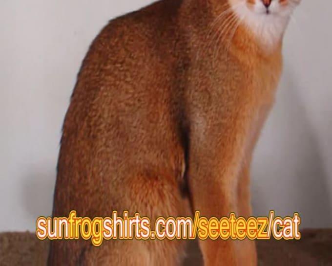 Cat Lover Tshirt