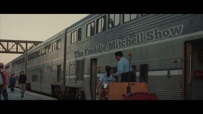 train The Freddie Mitchell Show 720p