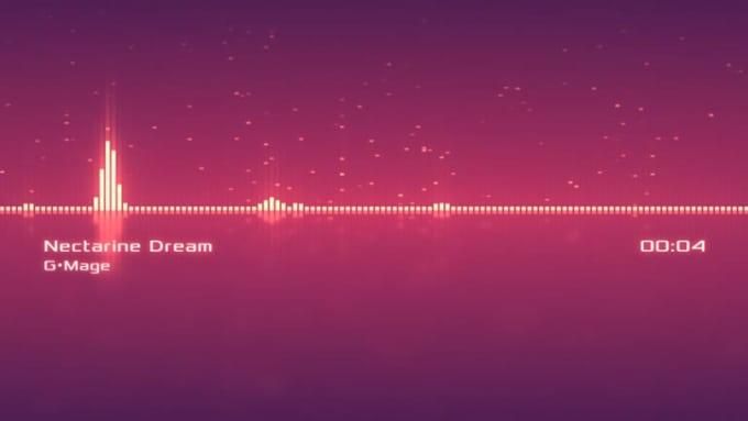 NectarineDream_MusicVisual_Preview