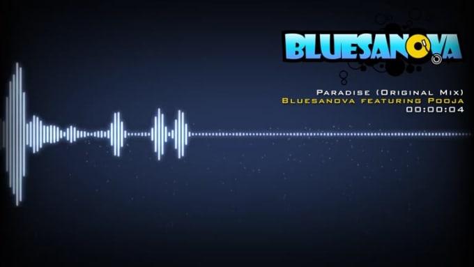 bluesnova - Paradise