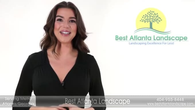 Landscaping video