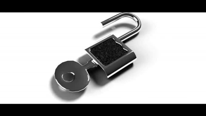 padlock corrected