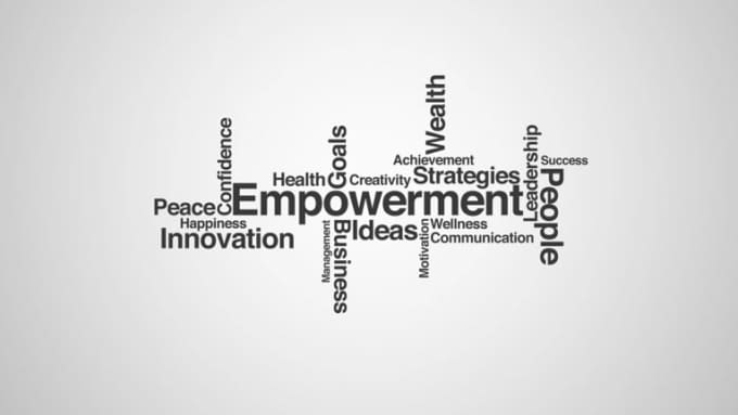 Empowerment Words Intro