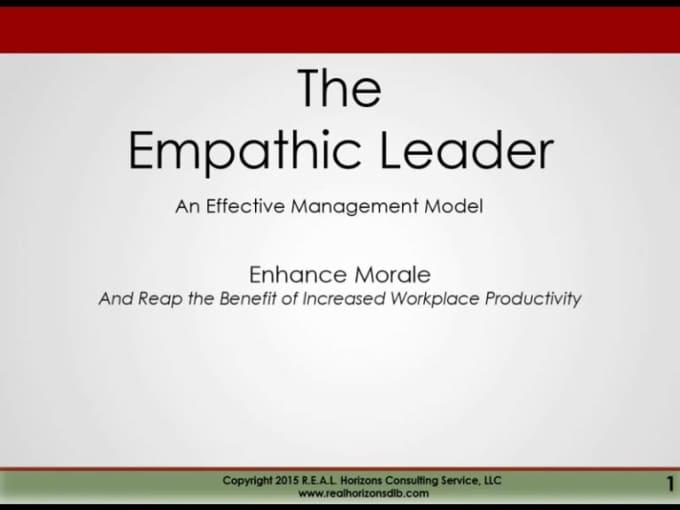 Empathic Leader