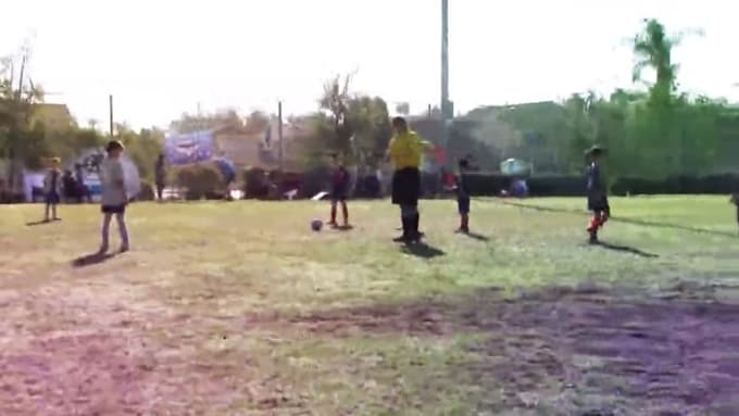 KIds Football Modified