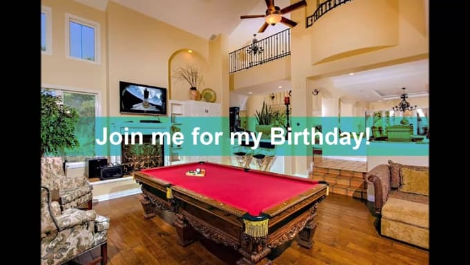 Join me for my Birthday Edit