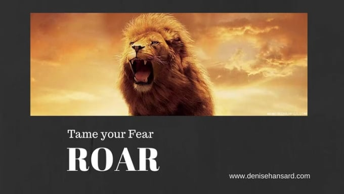 Tame yourfear