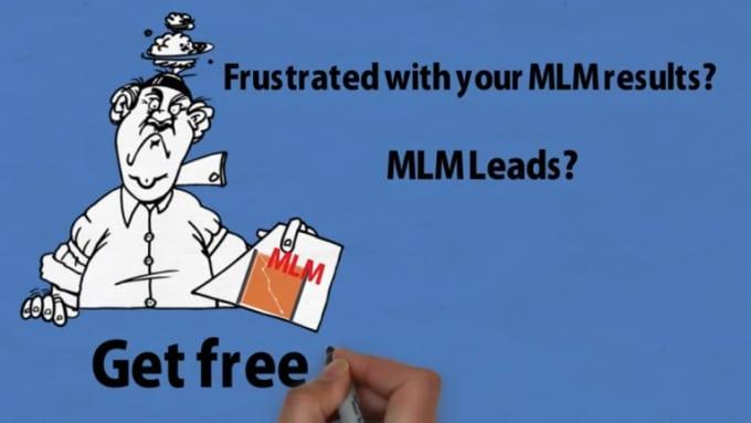 MLM Training blu