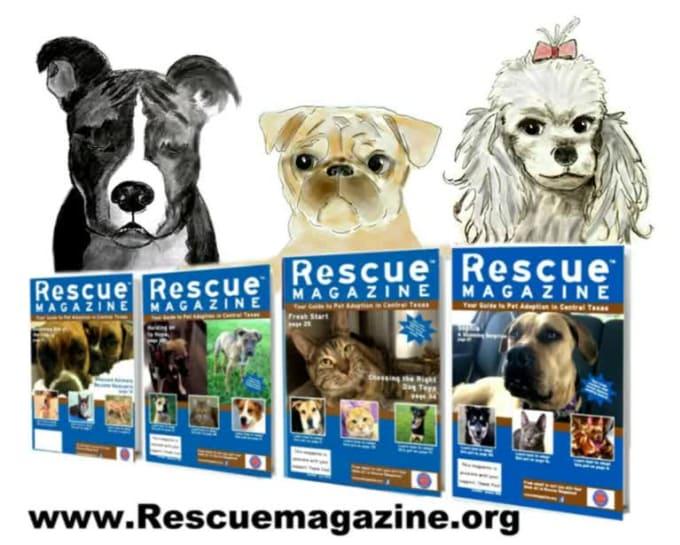 rescue mag MP4