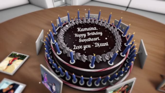huaruta777_happy birthday - cake_full HD