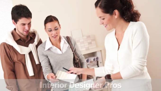 Interior Designer Video