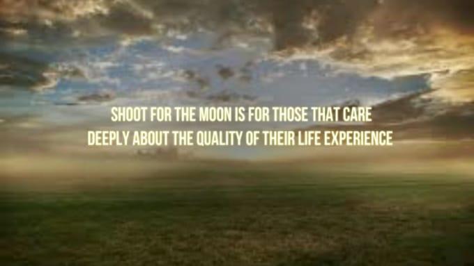 shoot forthe moon5