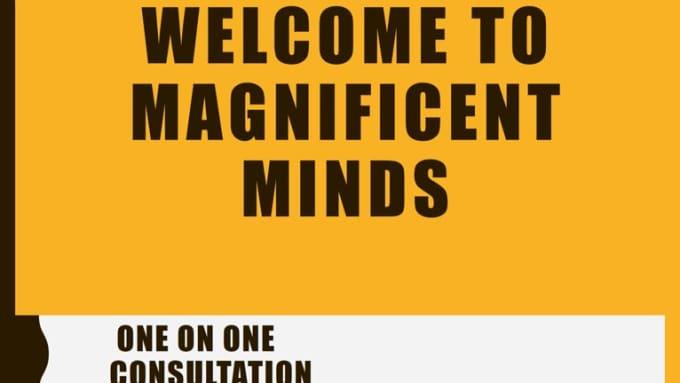 Magnificent Minds For Parent