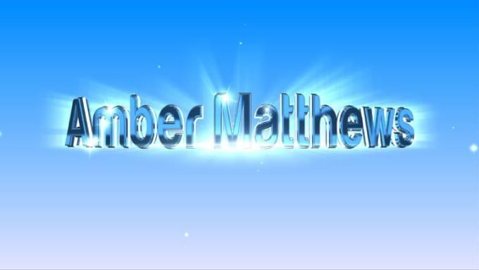 Amber Matthews