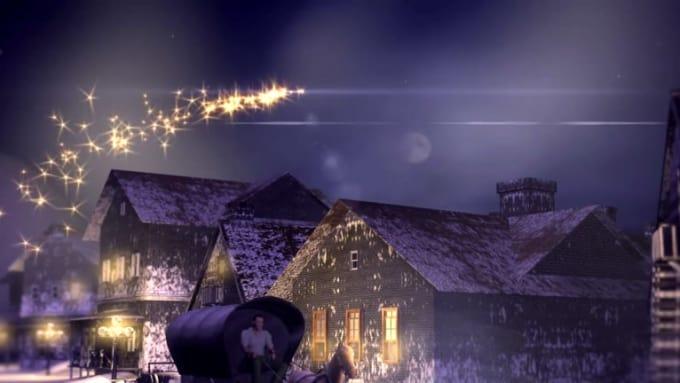 Christmas Greeting full hd 1920 x 1080p