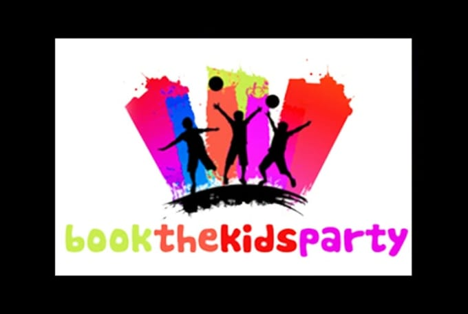 book the kids party