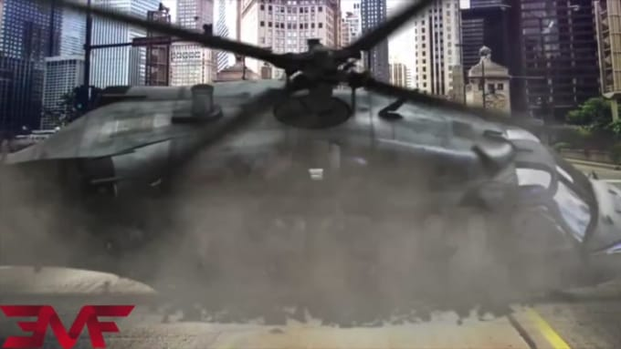 Helicopter Fiverr