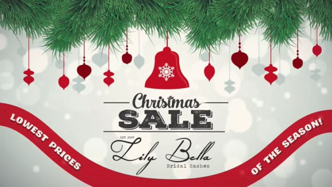 CHRISTMAS SALE_4K
