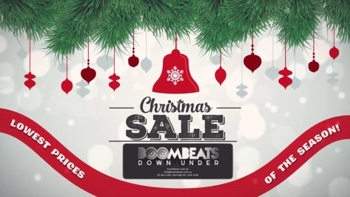CHRISTMAS SALE 1080P Light Black