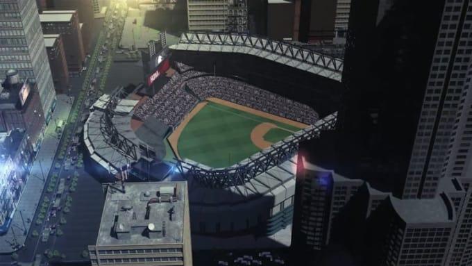 Baseball Video-1