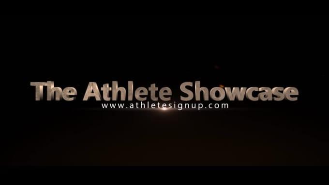 The Athlete Showcase 2