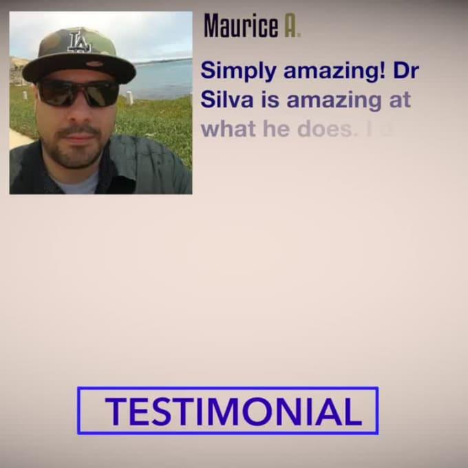 Testimonial MAURICE A Final V2