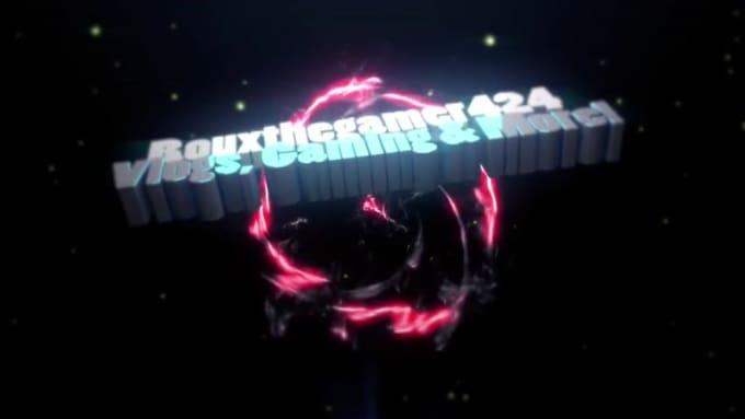 RouxTheGamer Intro