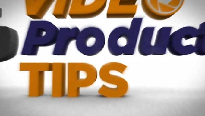 video production 1080p