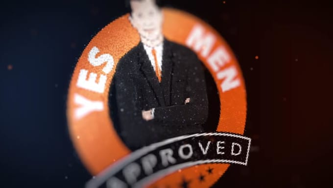 Yes Men Approved 2