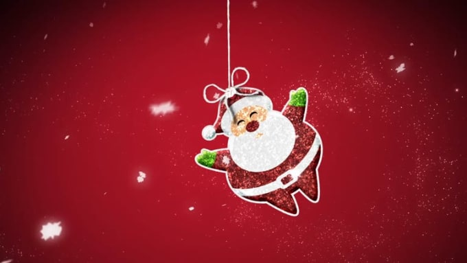 express342_Christmas_Ornaments full HD