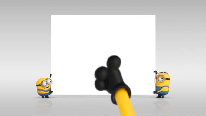 Minions Splatter FULL HD