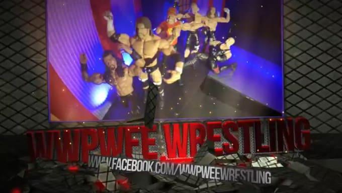 Groundbreaking Intro - WWPWEE Wrestling - HD