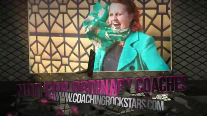 Groundbreaking Intro - Coaching Rock Stars - HD