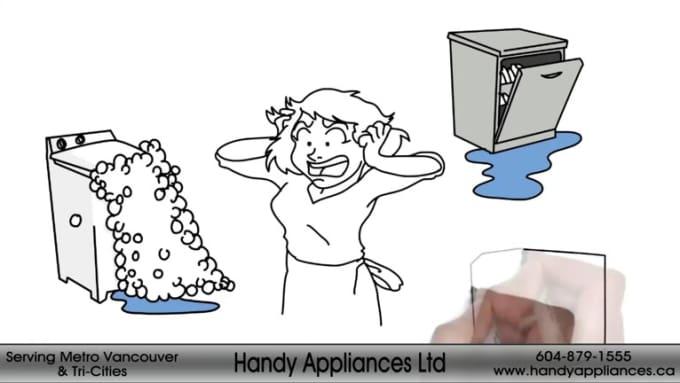 Appliance Repair Video 2